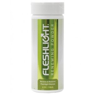 Fleshlight : Poudre régénérante pour masturbateur