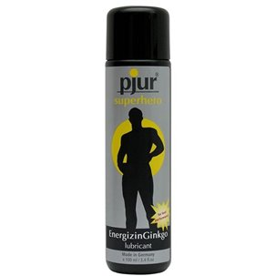 Lubrifiant Pjur superhero retardant 30 ML