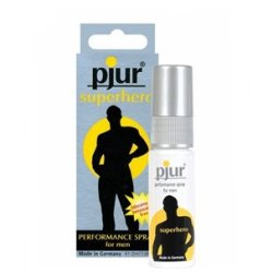Spray retardant Pjur SuperHero Spray 20 ml