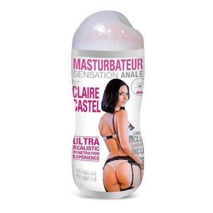 Masturbateur Sex Toys Claire Castel Anal par Dorcel