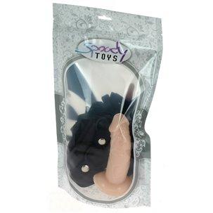 Ensemble gode ceinture 14 cm spoody toys