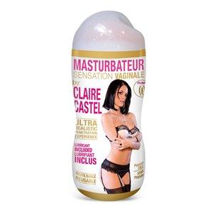 Masturbateur Claire Castel vagin Dorcel