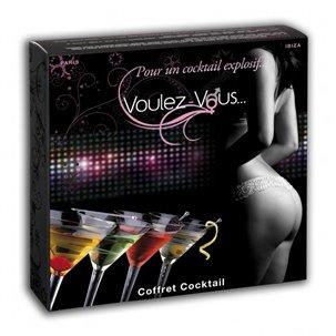 Coffret Cocktail Voulez-Vous...