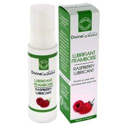 Gel Glisse Bio Framboise - 100 ml Divinextases