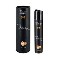 Huile de massage Caramel 59ML Plaisir Secret