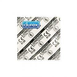 Preservatifs london extra large par 12 Durex