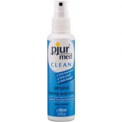 Nettoyant sextoys désinfectant 100ml Pjur