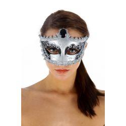Masque Nozze Di Figaro Argent Maskarade
