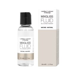 Fluid Nature 50 ml Lubrifiant Silicone Mixgliss