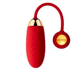 ELLA Oeuf neo app USB connecté rouge SVAKOM