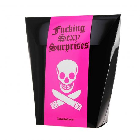 Coffret Sexy Surprises Fucking Love To Love