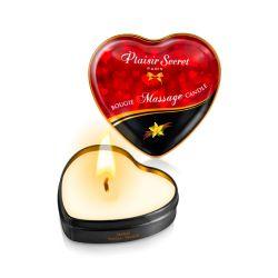 Mini Bougie de massage Vanille Plaiisir secret