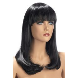 Perruque Longue Emma Brun World Wigs