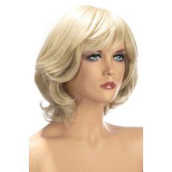 Perruque Mi Longue Victoria Blond World Wigs