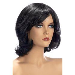 Perruque Mi Longue Victoria Brun World Wigs