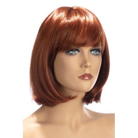 Perruque Mi Longue camila Rousse World Wigs