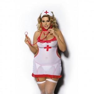 La Joueuse Infirmière Spécial Femme Généreuse