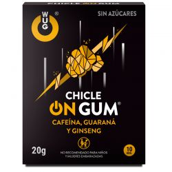 Chewing gum Booster sexuel par 10