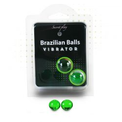 Duo Brazilian Balls Vibrator